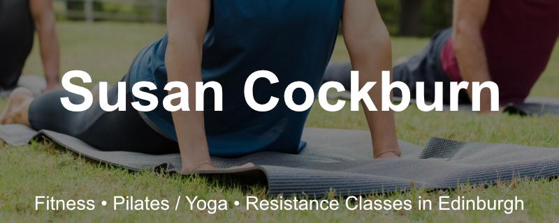 Susan Cockburn Fitness Trainer