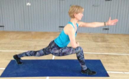 Fitness, Pilates + Yoga classes