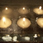 Pilates + yoga by candlelight